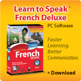 how to speak french fast